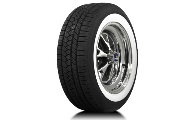 60-55 Series Narrow Whitewall